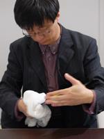 タオルによるクリーニング法